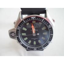 Relógio Masculino Atlantis Aqualand Serie Prata Black