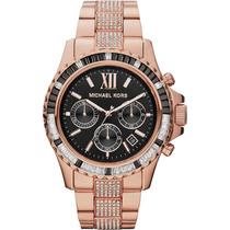 Relógio Luxo Michael Kors Original Mk5875 Chronograph Anal