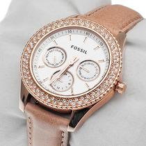 Relógio Feminino Fossil Es3104 Novo Original