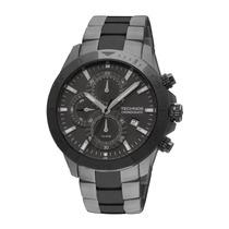 Relógio Technos Js15an/1p Grandtech Cronógrafo 12x Sem Juros