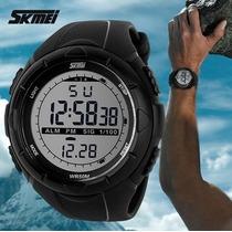 Relógio 2015 New Skmei Brand Digital Military Watch 50m Dive