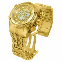 Relógio Invicta Bolt Zeus Gold 12738