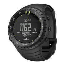 Relógio Esportivo Suunto Core All Black Military Original