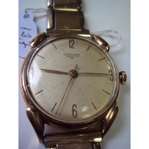 Longines 12.68n P De Caranguejo De 1938 Ouro Relogiodovovo.