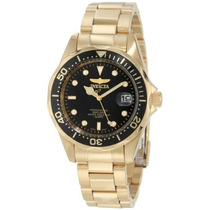 Relogio Invicta Ouro 23k, Men