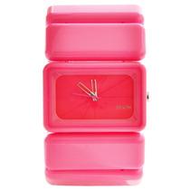 Relógio Nixon Vega Neon Pink