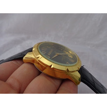 Relógio Masculino Esportivo Almirante Couro Leilão 1,0