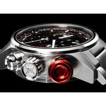Edox Luxury Watches Crono Paris Dakar Dubai Marine