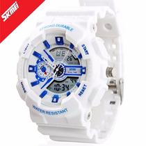 Skmei Relógio Masculino Automático Feminino Barato G Shock