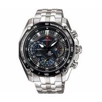 Relógio Casio Edifice Red Bull Ef-550 Com Caixa
