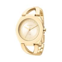 Relógio Technos Fashion 2035lqh/4x Unique - Dourado Feminino