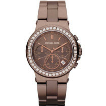 Relógio Michael Kors Mk5624 Chocolate Lindo Frete Grátis.