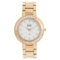 Relógio Dumont Sk48032/h - T Pulseiras Dourado 12x Sem Juros