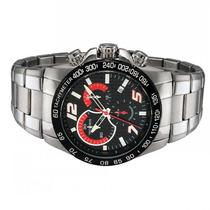 Relógio Masculino Technos Aço Esporte 10 Atm Js05af/1p