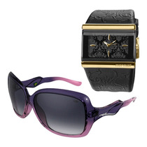 Kit Relógio Mormaii Feminino Trend Mo15oc/2 E Óculos Mormaii