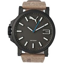 Relógio Puma Grande 2 Anos Garantia 96239gppmsc4 P