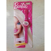 Barbie Relógio Esportivo Rosa