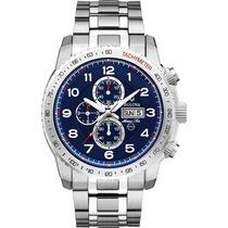 Relógio Bulova Marine Star 96c121 Azul - Lançamento 2014
