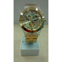 Relógio Original Atlantis Estilo Swatch Resistente