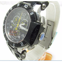 Relógio Tissot Moto Gp T-race Branco Original Mercado Envio