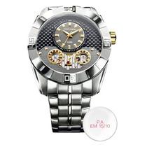 Relógio Technos Masculino Performance Ts Carbon 2039as/1p