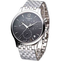 Relógio Tissot Tradition Classic Preto T063.617.11.067.00