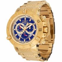 Relógio Invicta Subaqua Noma Iii - 5404 Dourado Masculino