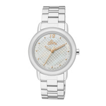Promoçao Relógio Allora Technos Feminino Prata Al2035go3b