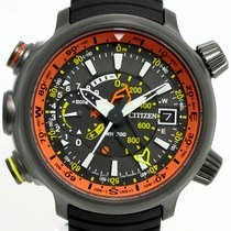 Relógio Citizen Altichron Bn4026 09f Titanium
