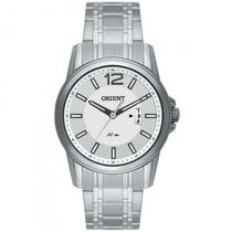 Relógio Orient Mbss1179 S2sx Masculino Aço Prata - Refinado