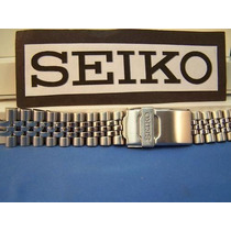 Pulseira Seiko Diver Original Jubileu New 22mm Skx009 Skx007