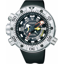 Citizen New Aqualand Eco Drive 200m Diver Bn2021-03e