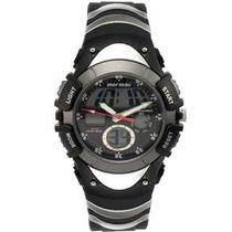 Relógio Anadigi Mormaii Action 7870m/8c - Cinza 12 X S/juros