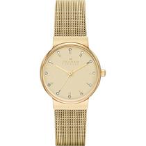 Relógio Skagen Ladies Gold Skw2196