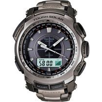 Relógio Casio Pro Trek Prg510t-7dr