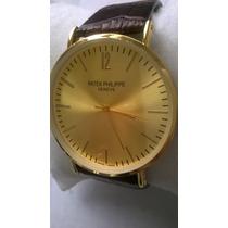Relógio Masculino Barato Pulseira Em Couro - Super Promoção