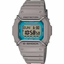 Relógio Casio G-shock Dw-d5600p-8dr Alarme Wr-200mt Pp Nfe