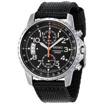 Relógio Seiko Militar Snn079p2 Sport Cornografo