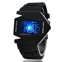 Relogio Aviao Digital Led Watch