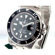 Relógio Submariner 48 Mm , Ceramica/safira/ Pr D