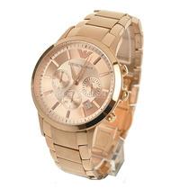 Relógio Ar2452 Lacrado +manual +certificado +etiqueta