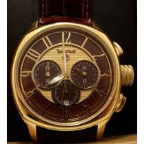 É Pra Vender Mesmo, Um Relógio Thimberland Como Esse Jamais