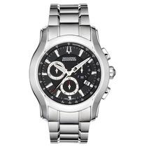 Relógio Bulova Accutron 63b141 Stratford Cronografo