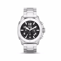 Relógio Masculino Fossil Machine - Fs4926 ( Nota Fiscal)