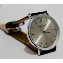 Relógio Social De Luxo Finíssimo - Designer Suíço Slim
