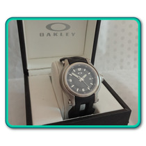 Baixou!!! Relógio Oakley Holeshot Unobtainium® Novo! 10-223