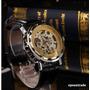 Relógio Automático Barato Masculino Luxo Mecânica Esporte