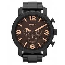 Relógio Fossil Fjr1356z - Garantia E Nota Fiscal!!!
