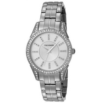 Relógio Technos Feminino Prateado - 2035xl/3k