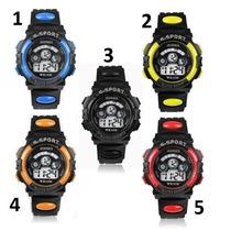 Relógio Led Digital Hongx Esportivo Importado